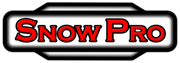 Snow Pro Truck Equipment Logo