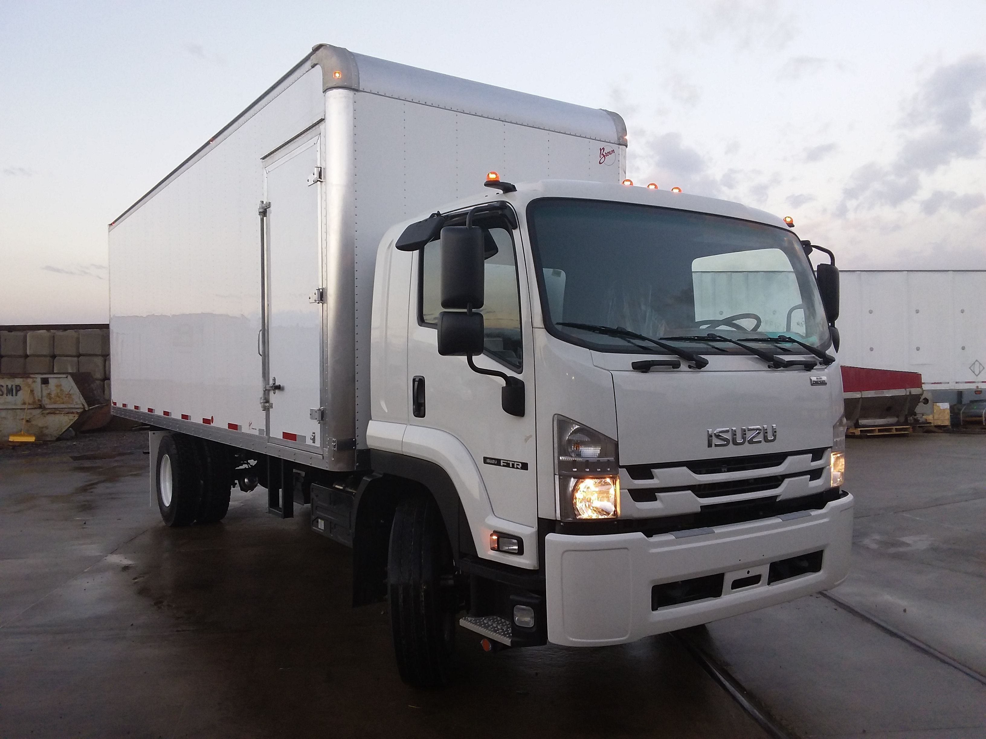 Isuzu Truck Body Build