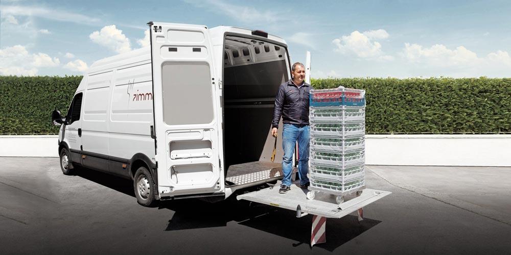 Palfinger Minifix Cargo Van Liftgate
