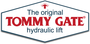 Tommy Gate Hydraulic Lifts Logo